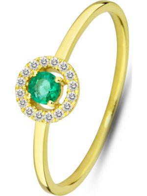 Damenring aus Gelbgold, Valeria XR8710, EAN: 4064721555955