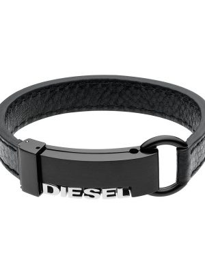 Diesel im SALE Herrenarmband aus Edelstahl, DX0002040, EAN: 4048803239391
