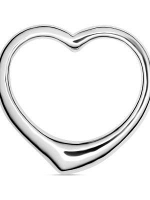 FAVS Herz aus 925 Silber Damen, 87680355, EAN: 4040615348155