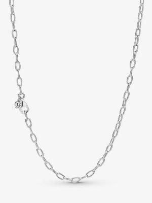 Pandora 399410C00 Gliederhalskette Damen Sterling-Silber 50 cm