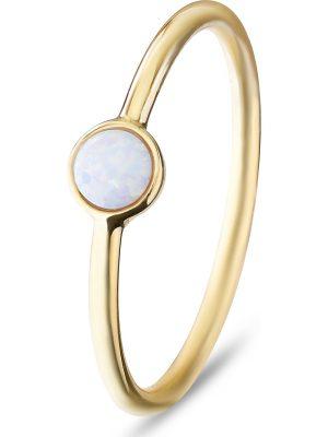 QOOQI Ring aus Silber, 88176774, EAN: 4064721990633