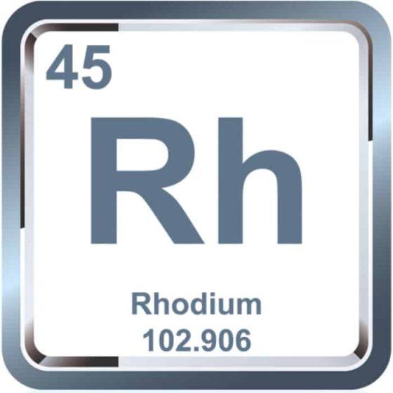 Element Rhodium