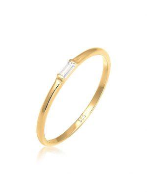 Ring Liebe Zart Edel Geo Topas 585 Gelbgold Elli Premium Gold