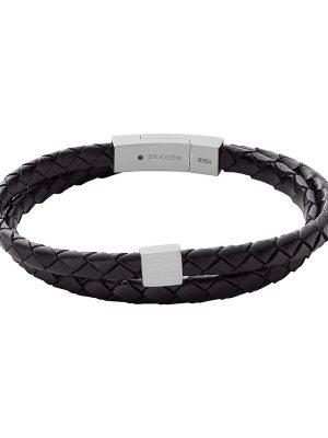 Skagen im SALE Armband aus Leder, SKJM0184040, EAN: 4064092054460