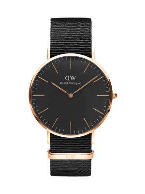 Daniel Wellington Herrenuhr Classic Black DW00100148