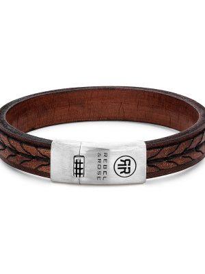 Rebel & Rose Armband aus Leder Damen, RR-L0079-S-M, EAN: 8719956861475