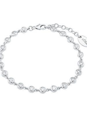 s.Oliver im SALE Armband aus 925 Silber Damen, 2024229, EAN: 4056867015004