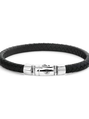 Rebel & Rose im SALE Armband aus Leder Damen, RR-L0123-S-L, EAN: 8720365071973