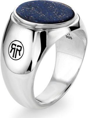Rebel & Rose im SALE Herrenring aus Silber, RR-RG029-S-60, EAN: 8720365071072