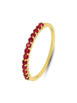 Valeria Damenring 88085531 375er Gelbgold