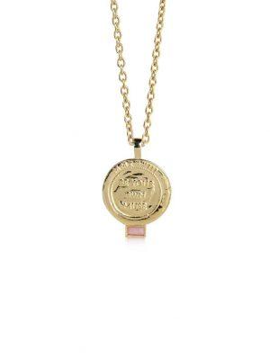 Jeberg Halskette - 50 cm gold