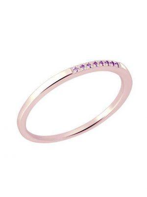 Momentoss Ring - 56 585 Gold, Edelstein roségold