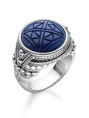 Thomas Sabo Ring - 58 Damen blau